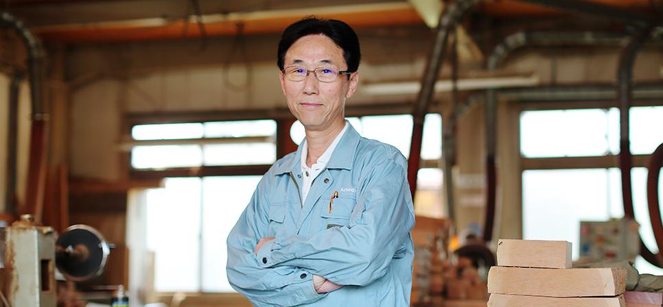 代表取締役 川﨑考雄からのご挨拶