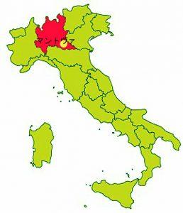 イタリア マントヴァへの贈り物